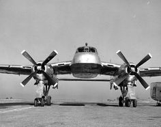 "Fairchild XC-120 ""Packplane"" - http://www.pinterest.com/gordondale/wacky-wonderful-aircraft/"