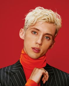 The Blossoming of Troye Sivan | GQ