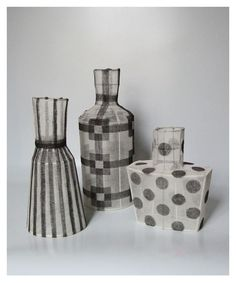 Ceramic gray by Isabelle Bonte