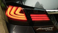 365.75$  Buy here - http://alimzv.worldwells.pw/go.php?t=32351953856 - free shipping brand new led tuning tail lamps,led tail lights fit for accord 9 generation 2015'