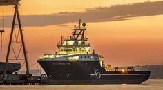 Skipsrevyen. M/S Ocean Dolphin bygget etter SALT 46 design.i Tyrkia