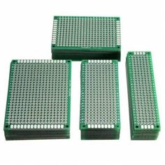 Only US$10.71, buy best 40Pcs FR-4 Double Side Prototype PCB Printed Circuit Board sale online store at wholesale price.US/EU direct.