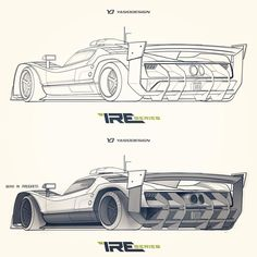 New IRE Series has begun. IRE is a new Inbound Series addition. #car #cardesign #design #cars #automotive #automotivedesign #carporn #sketching #custom #inbound #inboundracer #groupc #motorsport #yasid #yasiddesign