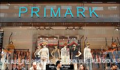 Primark - cheapest store in London - the craziest too.