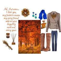 """""""Ah, Autumn..."""" by cpfmcg on Polyvore"""