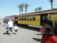 Fullerton Railroad Days are great for the little ones!