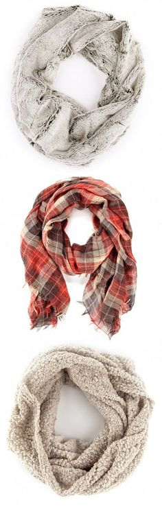Essential Scarves