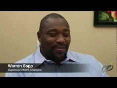 Warren Sapp - Sleep Apnea Prevention Project | Video Segment 1