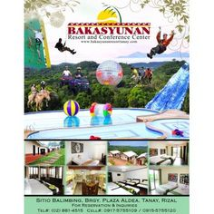 Bakasyunan Resort and Conference Center in Tanay, Rizal Tanay - Claseek™ Philippines