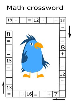 FREE addition and subtraction math riddles are a fun way for students to get extra math practice. Use this math riddle for kids are challenging and fun way to teach your child math.