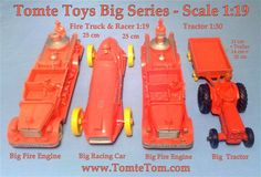 Tomte Toys Big Scale Models
