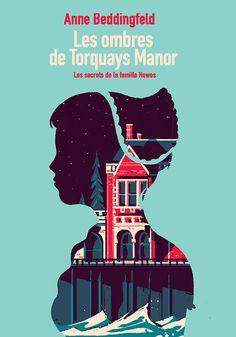 Anne Beddingfeld - Les ombres de torquay's Manor.