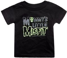 Sourpuss Mommys Little Misfit Kids Tee 2T >>> To view further for this item, visit the image link. (This is an affiliate link) #BabyBoyTops