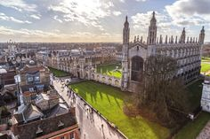 From the top of Great St Mary's - Cambridge views to remember! Cambridge University Uk, Cambridge Architecture, Night Life, Paris Skyline, Culture, Lifestyle, City, Travel, Beautiful