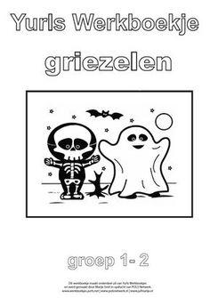 Yurls werkboekje Griezelen
