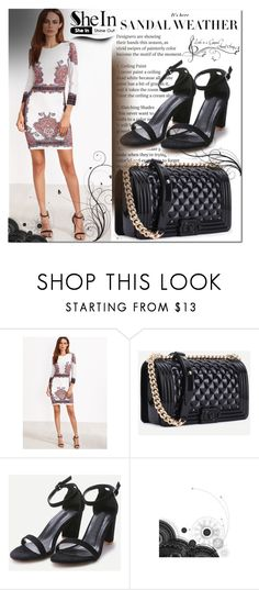"""""""SheIn 6/1"""" by azra-v ❤ liked on Polyvore featuring WALL and vintage"""