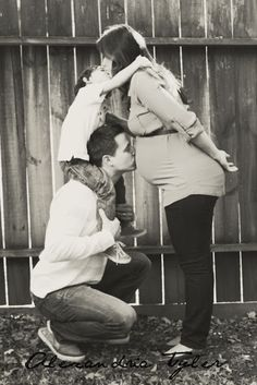 Baby #2! Maternity Photography for the second or third baby.