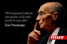 10 frases geniales de José Saramago: http://www.muyinteresante.es/cultura/arte-cultura/articulo/diez-frases-de-jose-saramago #frases #quotes