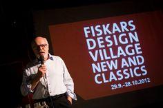 Design Meet Ups, Fiskars Design Village goes Budapest 2012. Antti Siltavuori. Kuva: Maiju Saari