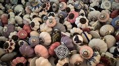 Keramikknöpfe  #shabbychic #shabby #vintage