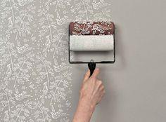 Personalize sua casa com carimbos de parede - Hometeka
