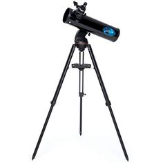 Celestron Astro Fi 130 Wireless Reflecting Telescope Black (22203) Click the picture for more.. New 2020 Products Trends Phone Case Amazon Ebay Telescopes For Sale, Focal Length, Aperture, Astronomy, Wifi, Cool Things To Buy, Android, Stars