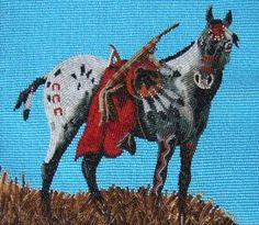 Horse by Edgar Jackson