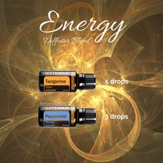 Do you need an energy boost? This is the diffuser blend for you! Featuring doTERRA Essential Oils, this uplifting blend will give you the energy you need to get you through the day