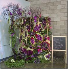 Mayesh Valley Flower Wall