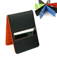Porte Carte de credit et pince a billets Wallet Men/women Fashion