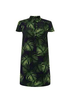 The Best Summer Dresses For Under $100 #refinery29  http://www.refinery29.com/cheap-summer-dresses-under-100-dollars#slide-20  Blend into the flora on that tropical getaway.