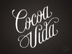 Cocoa Vida - Custom Logotype - feedback please by Michael Sevilla