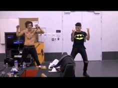 One Direction Dancing To Talk Dirty To Me - 1D Day