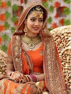Wedding Bride #bridal #beautifulbridallook #weddingphotography  Pinterest: @reetk516