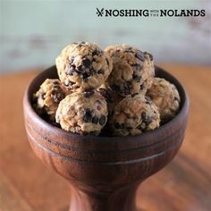 Energy Balls by Noshing With The Nolands