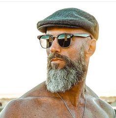 Beard Styles 827888343984547624 - The best Beard styles in the world. Bald Men With Beards, Bald With Beard, Beard Fade, Grey Beards, Goatee Beard, Men Beard, Long Hair With Beard, Beards And Hair, Beard Haircut