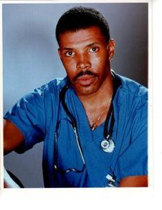 "Eriq LaSalle (Dr. Peter Benton on ""ER"")"