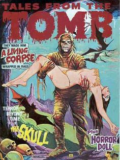 Tales from the Tomb #6.5 - A Living Corpse (Issue)