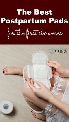 The Best Postpartum Pads for the First Six Weeks. Newborn Baby Care After Birth Best Pads For Postpartum, Postpartum Care, Postpartum Recovery, 3 Weeks Postpartum, Postpartum Belly, Baby Massage, After Baby, Pads For After Birth, Pregnant Mom