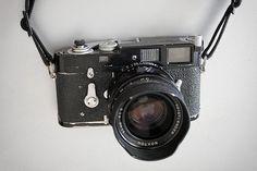 Leica M2 with Voigtländer 35/1.2