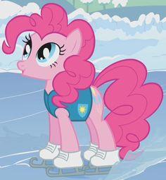 Pinkie Pie weather team ID Pinkie Pie, Mlp, My Little Pony, Smurfs, Loki, Weather, Board, Outfit, Torte