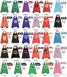 Double Side Kids Superhero Capes And Masks Batman Spiderman Ninja Turtles Flash Supergirl Batgirl Robin For Kids Capes With Mask 6 Person Halloween Costumes Female Group Halloween Costumes From Tuojin, $2.15  Dhgate.Com