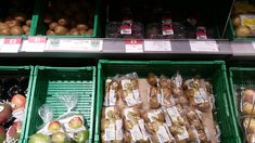 Why is produce often cheaper in the packet? What can we do to change this?