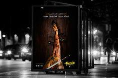 Diseño y creatividad de campaña comunicación para Jamones Benito