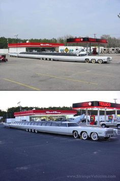 NOW THAT'S A STRETCH LIMO !!!!!!!!!
