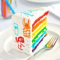50 rainbow food ideas for St. Patrick's Day or rainbow theme parties. (this on via sweetapolita)