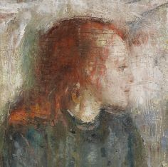 Edvard Munch - The Sick Child - 1885/86 (detail)