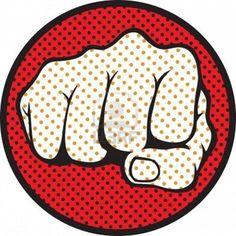 fist first