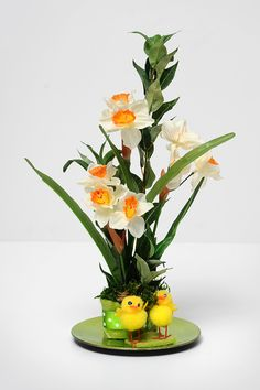 Easter arrangement Created by Neil Whittaker