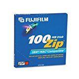 Fuji IBM/Mac Compatible ZIP Disk 100MB